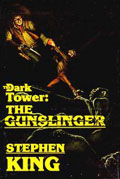 The Dark Tower I: The Gunslinger Book Cover